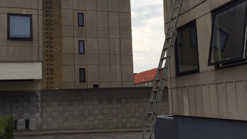 Stuntkoordinator til Livet og Døden….