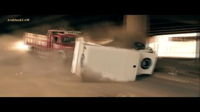 , Welad Rizk – Lastbilstunt, Scandinavian Stunt Group, Scandinavian Stunt Group