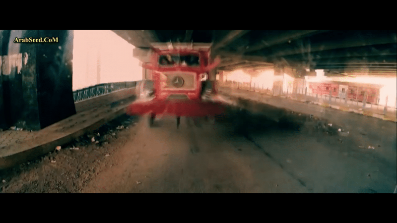Welad Rizk – Truckstunt